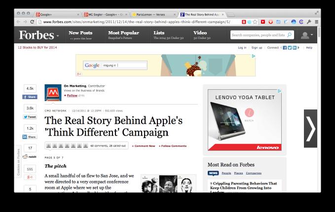 Forbes-Bildrätsel
